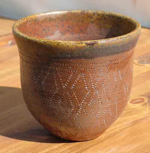 Wood fired Beaker