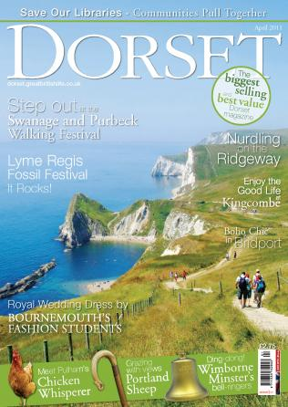 Dorset Magazine Cover April 2011