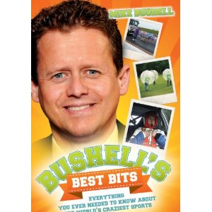 Mike Bushell Best Bits Book Cover